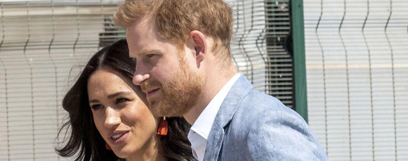Канадцы создали петицию против содержания принца Гарри и Меган