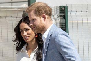Канадці створили петицію проти утримання принца Гаррі та Меган