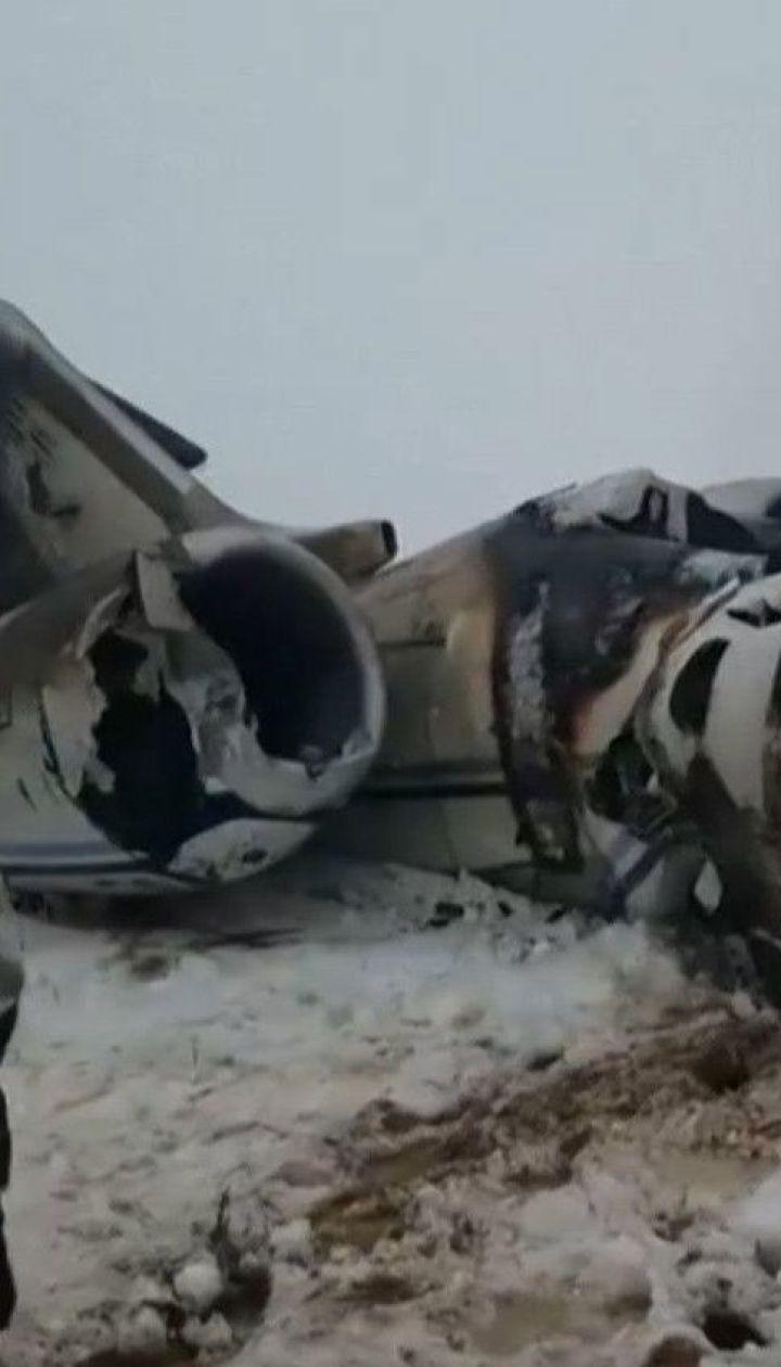 """Авіакатастрофа в Афганістані: представники руху """"Талібан"""" заявляють, що збили американський літак"""