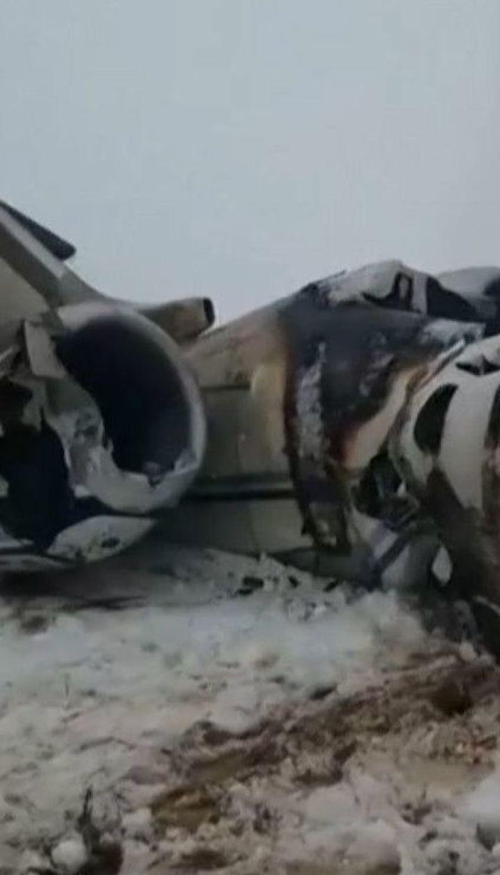 """Авиакатастрофа в Афганистане: представители движения """"Талибан"""" заявляют, что сбили американский самолет"""
