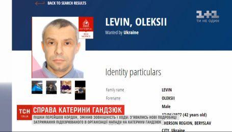 Появились новые подробности задержания подозреваемого в организации убийства Екатерины Гандзюк