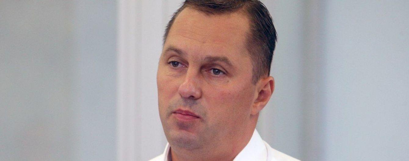 За экс-главу полиции Одесской области Головина внесли залог в полмиллиона гривен