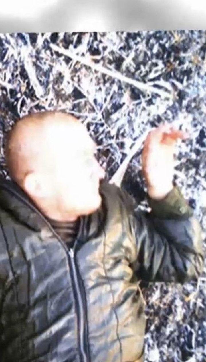 Украинские военные захватили в плен пророссийского боевика