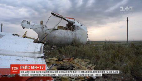 Підозрюваний у справі про авіакатастрофу рейсу МН17 готовий постати перед судом