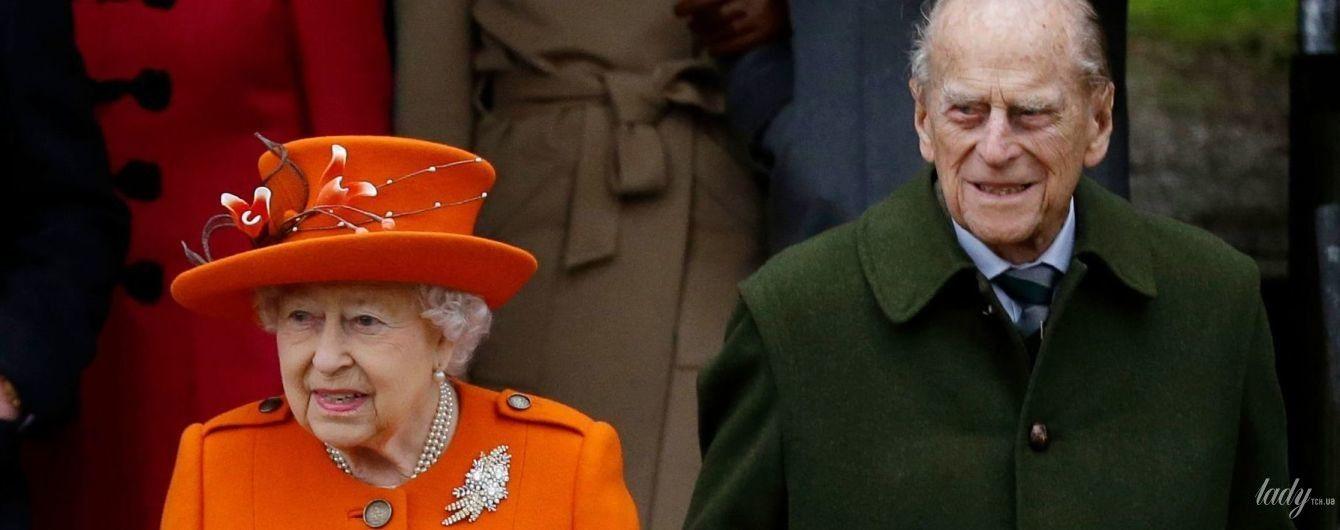 Історія кохання довжиною в 72 роки: королева Єлизавета II і принц Філіп