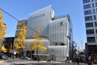В Японии откроют ресторан Louis Vuitton