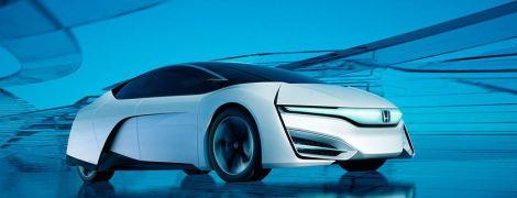 Honda готовится выпустить новые водородные авто