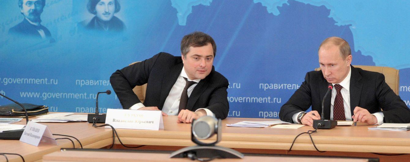 Отставка Суркова: готовит ли Путин новую стратегию в отношении Украины – Atlantic Council