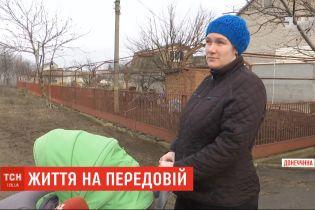 Жители Лебединского рассказали о жизни под обстрелами