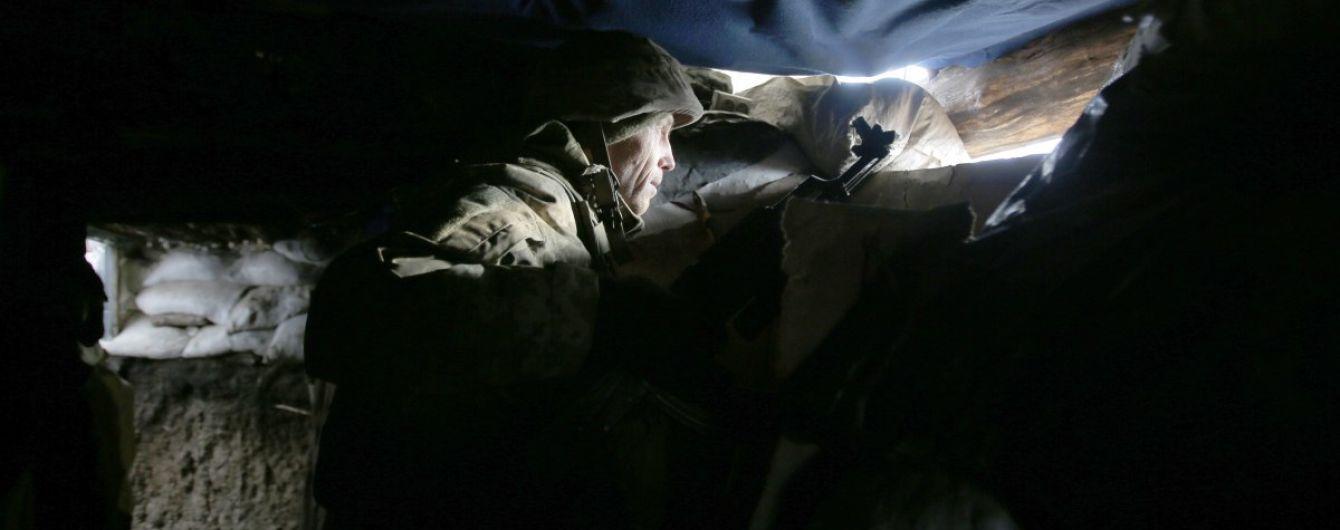 Терористи 12 разів відкривали вогонь: двоє бійців ООС постраждали
