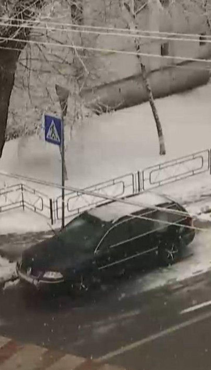 Мокрий сніг, хуртовини та ожеледиця: в Україні значно погіршаться погодні умови