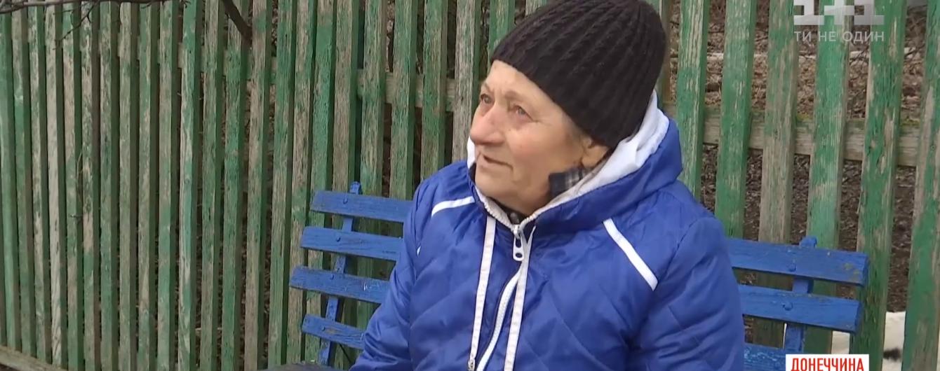 Без аптеки, магазину і транспорту. Мешканці прифронтового селища на Донеччині розповіли про життя під обстрілами
