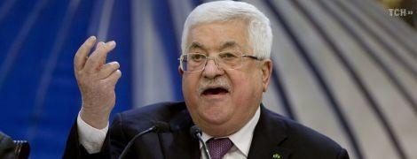 """""""Иерусалим не продается"""": Аббас резко отверг мирный план Трампа относительно Палестины"""