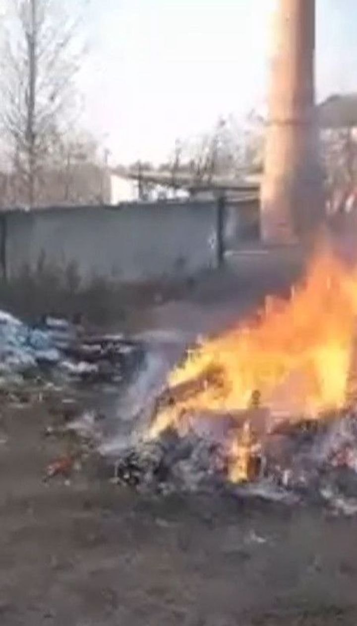 Правоохранители Житомирщины сожгли более 400 килограммов наркотиков