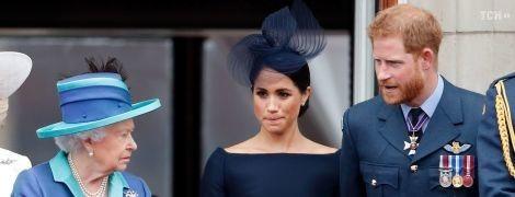 """Елизавета II """"отомстила"""" Меган и Гарри, лишив их любимой миссии – СМИ"""