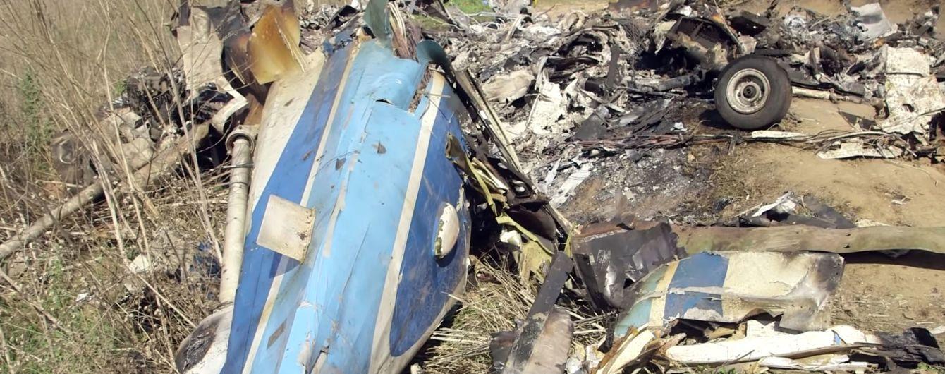 У Мережі з'явилося відео останніх хвилин польоту Браянта перед авіакатастрофою