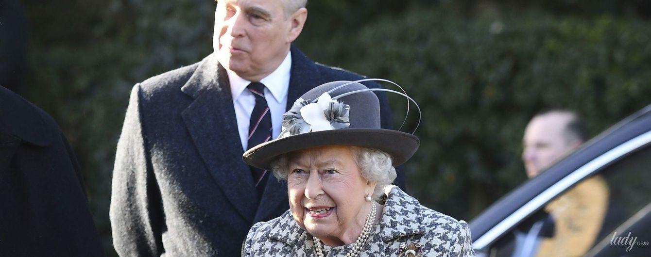 Скандал уладить не удалось: сына королевы Елизаветы II - принца Эндрю - снова обвиняют