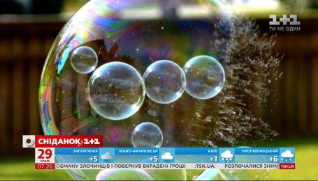 Секрет идеальных мыльных пузырей – Поп-наука