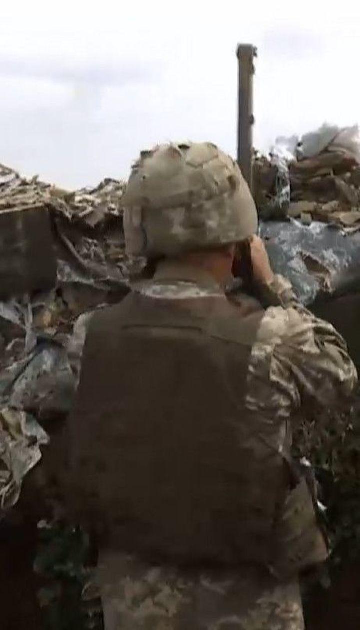На Донбассе подорвались двое украинских военнослужащих
