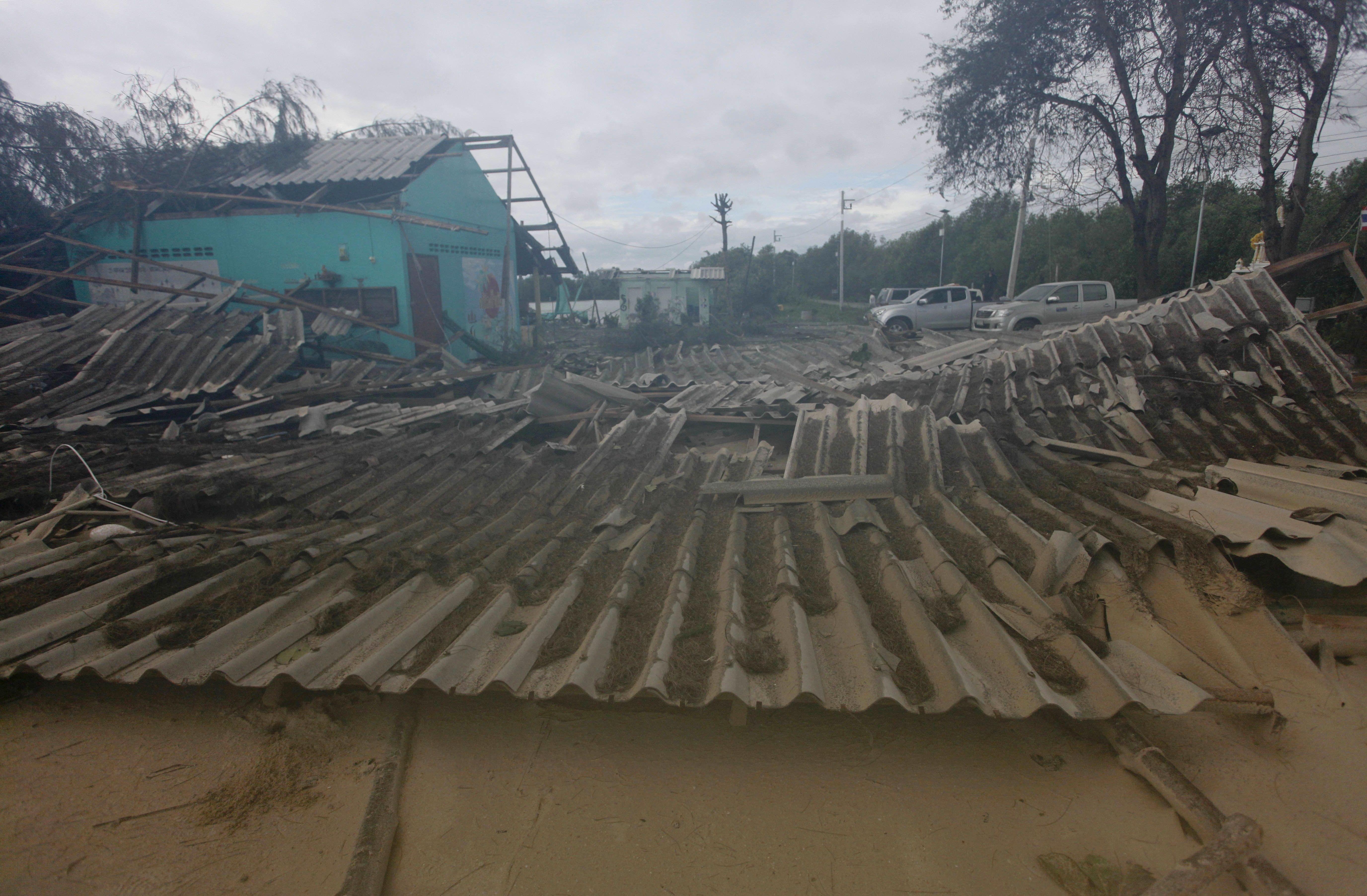 таїланд тропічний шторм