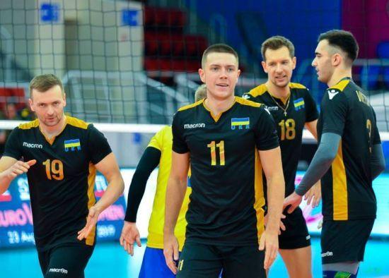 Гравець збірної України з волейболу перейшов у чемпіонат Росії