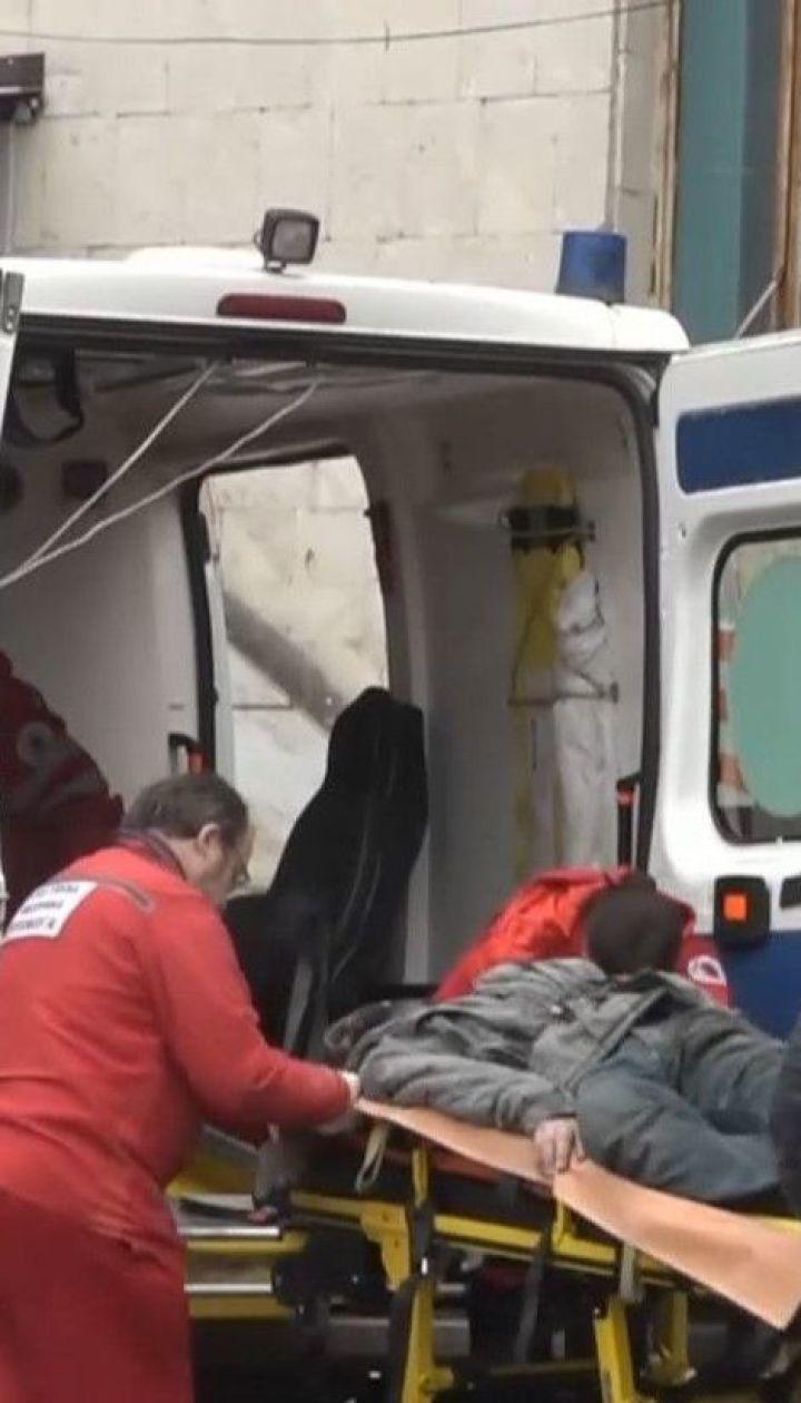Будівельник лишився живий після падіння з 9-поверхового будинку у Кропивницькому