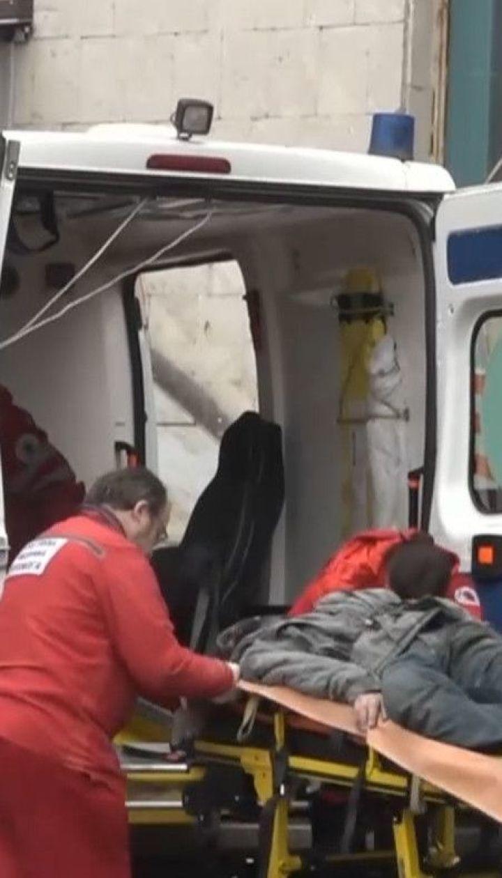 Строитель остался жив после падения с 9-этажного дома в Кропивницком