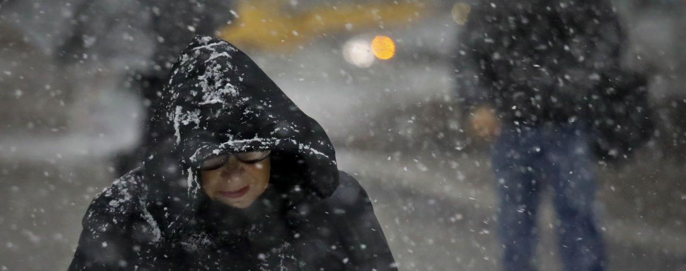 Украинцев предупреждают о метели и гололеде. Прогноз погоды на 4 февраля