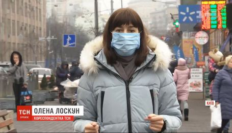 Украина уже перешагнула эпидпорог заболеваемости гриппом и ОРВИ