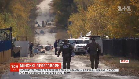 Следующий отвод войск может произойти в районе Гнутово, что в Донецкой области