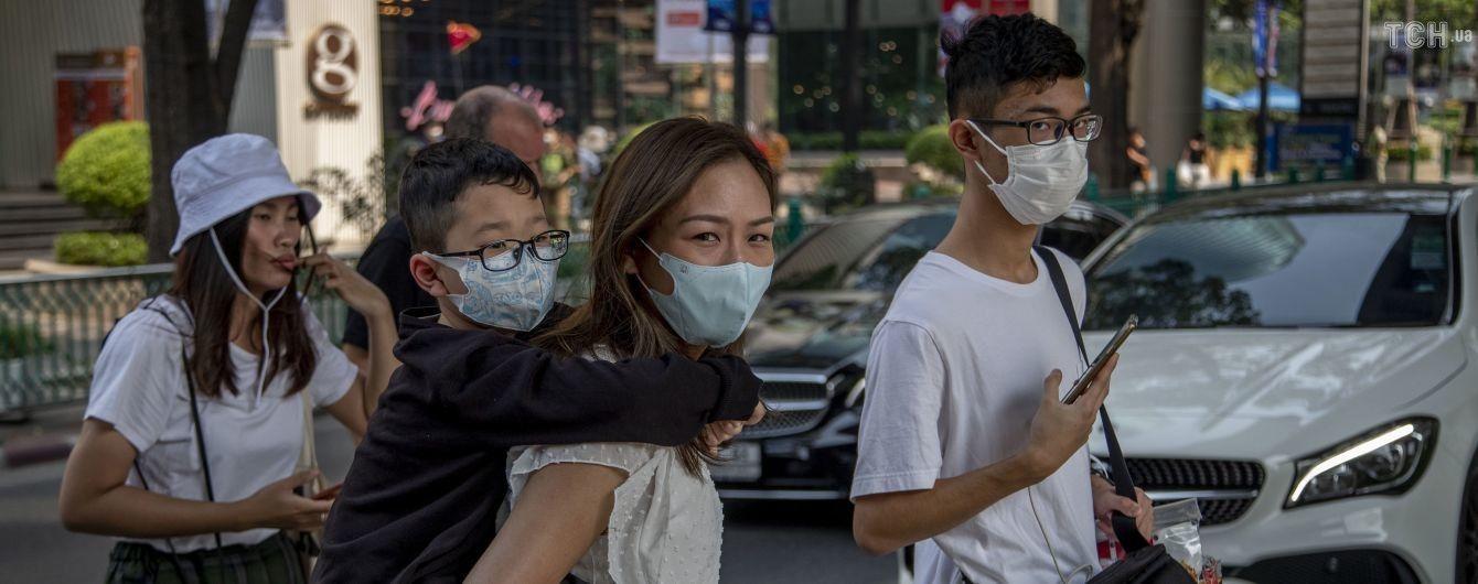 В Китае зафиксировали четыре новых случая активной формы коронавируса
