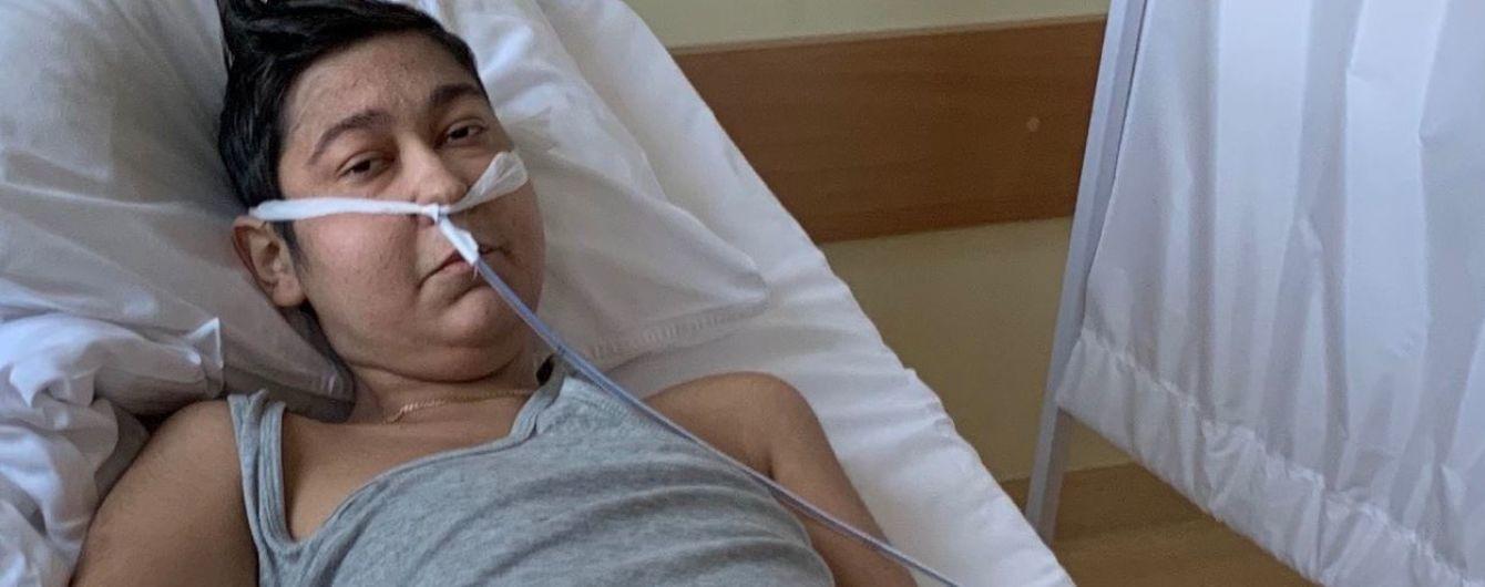 Трансплантация печени может подарить Андрею будущее
