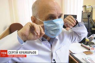 Українські лікарі попереджають про наближення піку захворюваності на грип та ГРВІ