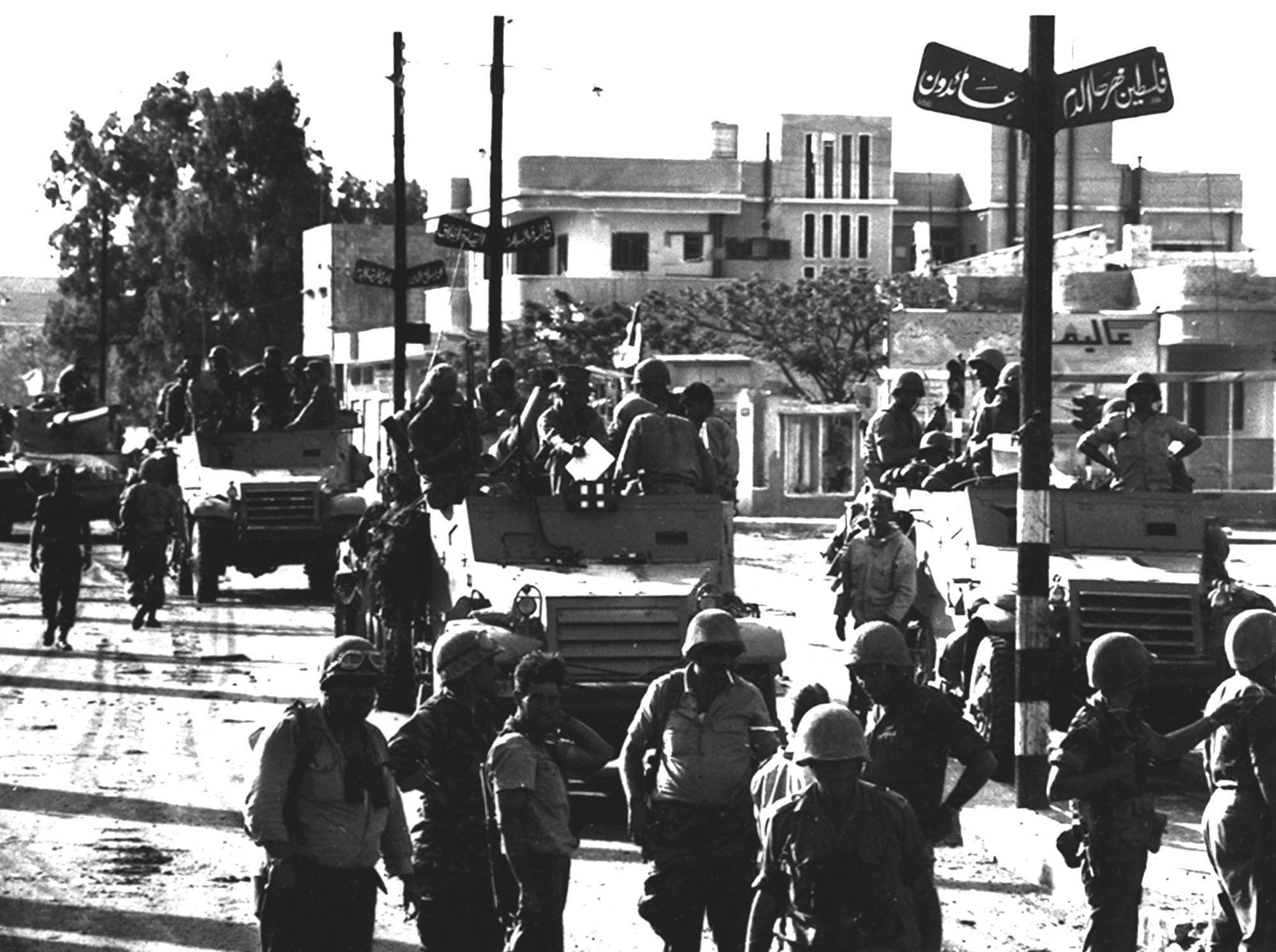 ізраїльські війська у Секторі Гази
