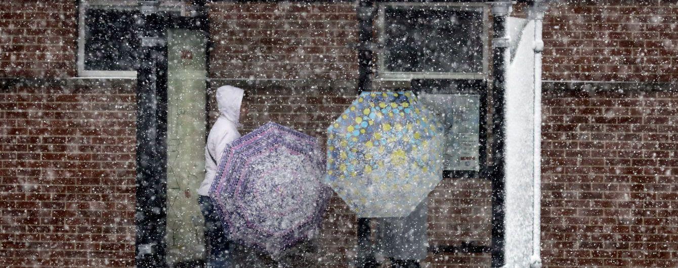 Сильні морози на Сході та негода на Заході. Прогноз погоди в Україні на 10 лютого