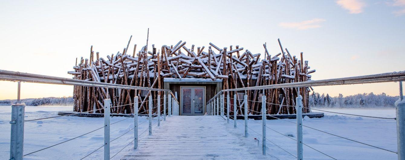 У Швеції туристів запрошують до незвичного спа-готелю