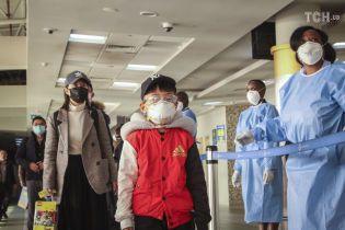 В Китае из-за подозрения на коронавирус изолировали 94 пассажиров, которые прилетели из столицы Южной Кореи