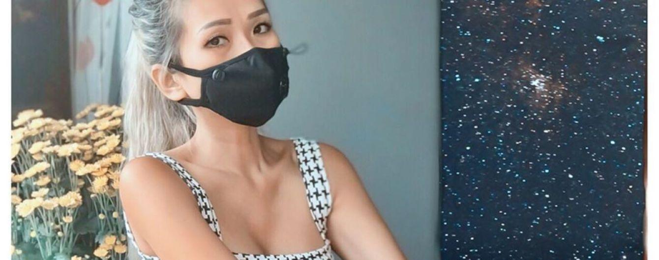У звабливих аутфітах та із маскою на обличчі: як популярні блогери в Instagram розповідають про коронавірус