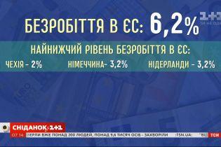 В Евросоюзе снизился уровень безработицы – Экономические новости