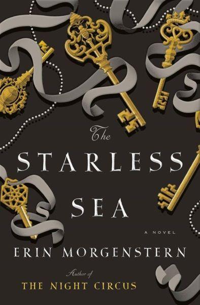 """""""Море без зірок"""" Ерін Морґенштерн 2019"""