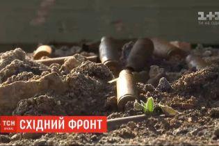 Возле Новотошковского боевики вели обстрелы пушками крупного калибра