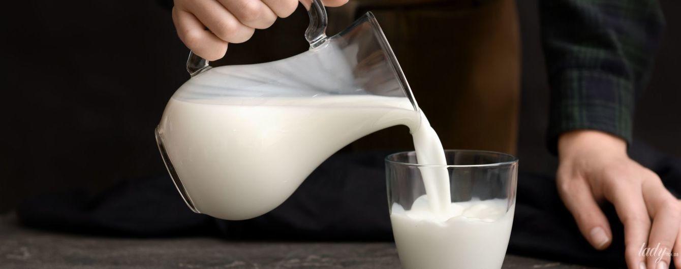 Чому скисає молоко?