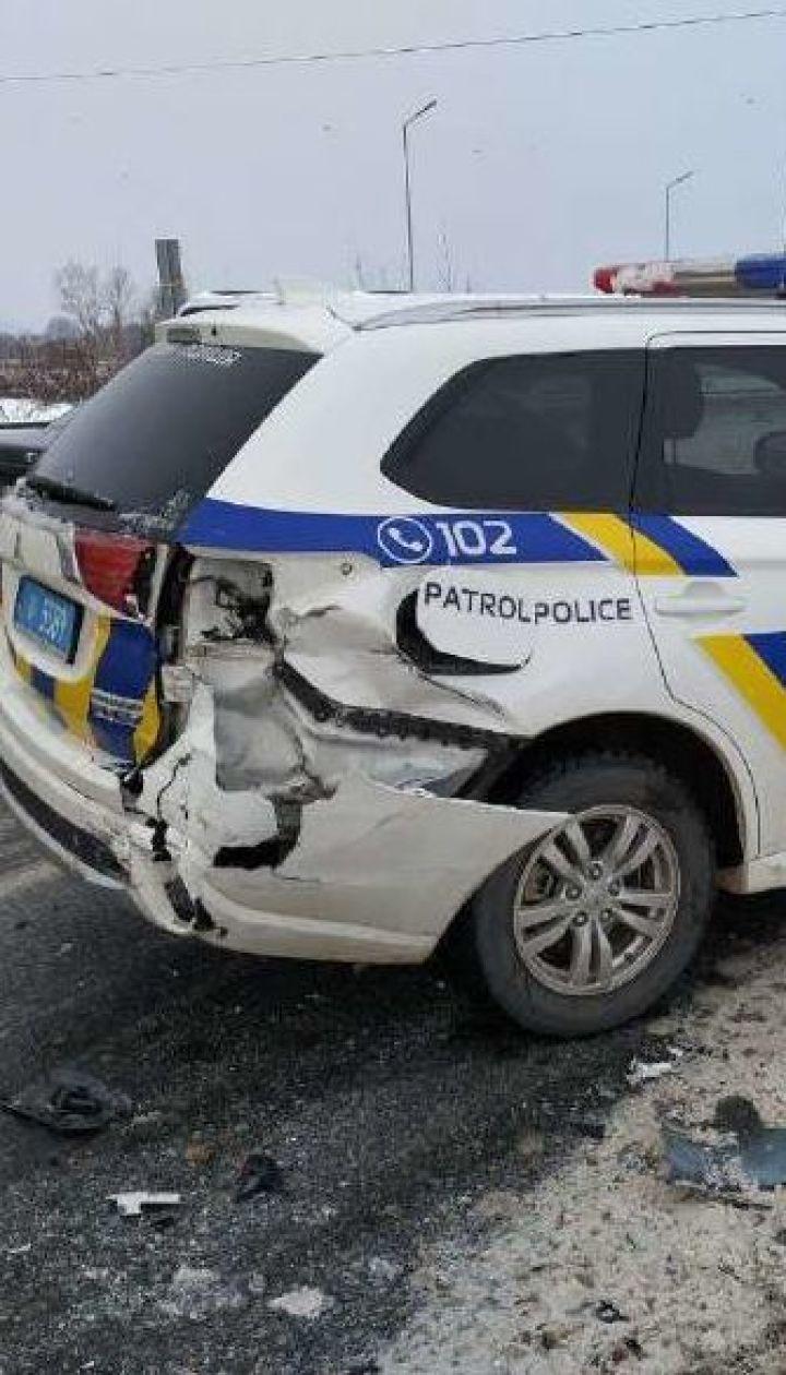 Добірка моторошних аварій на українських дорогах