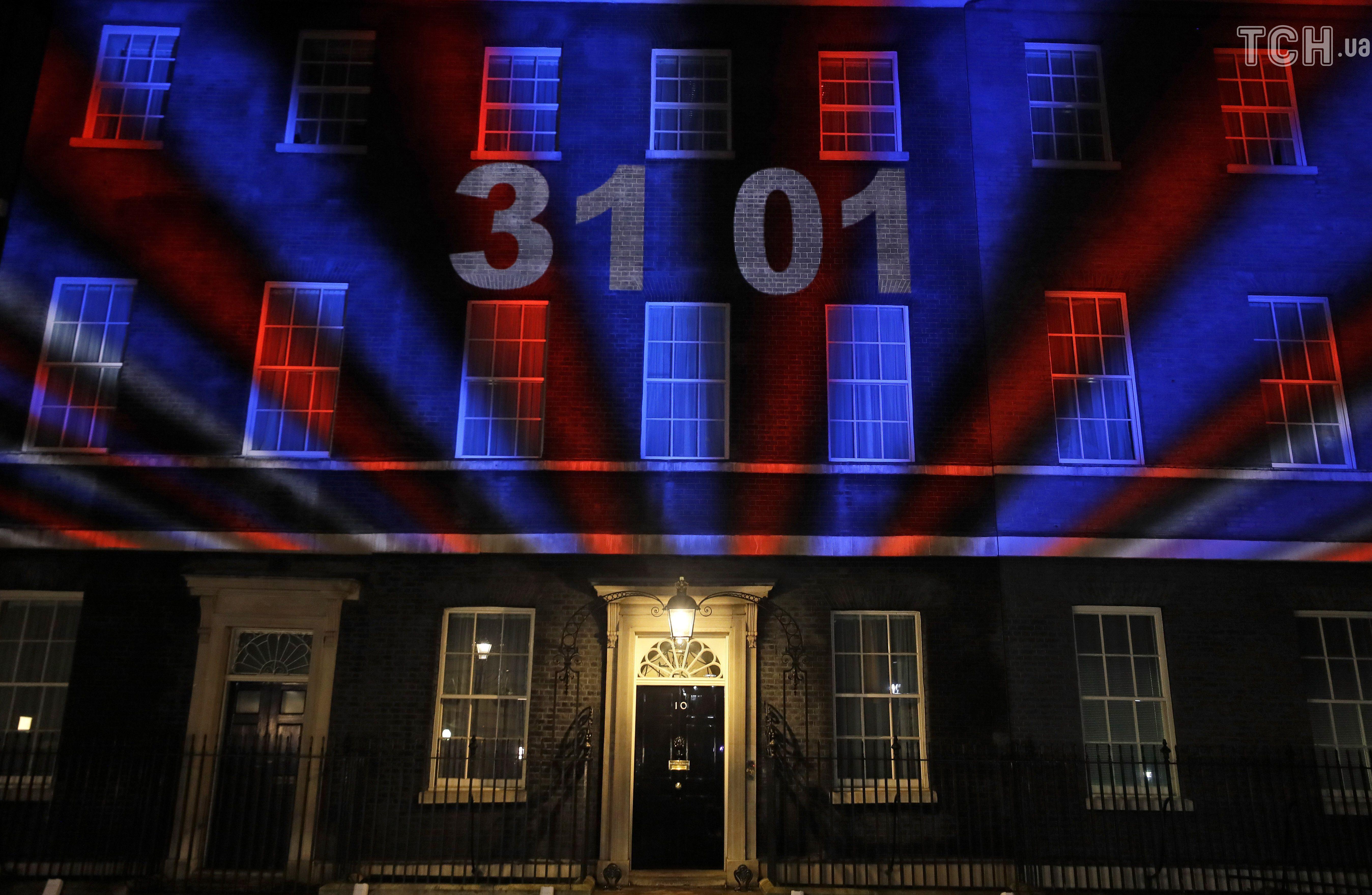 Британці святкують вихід з ЄС, Brexit_3