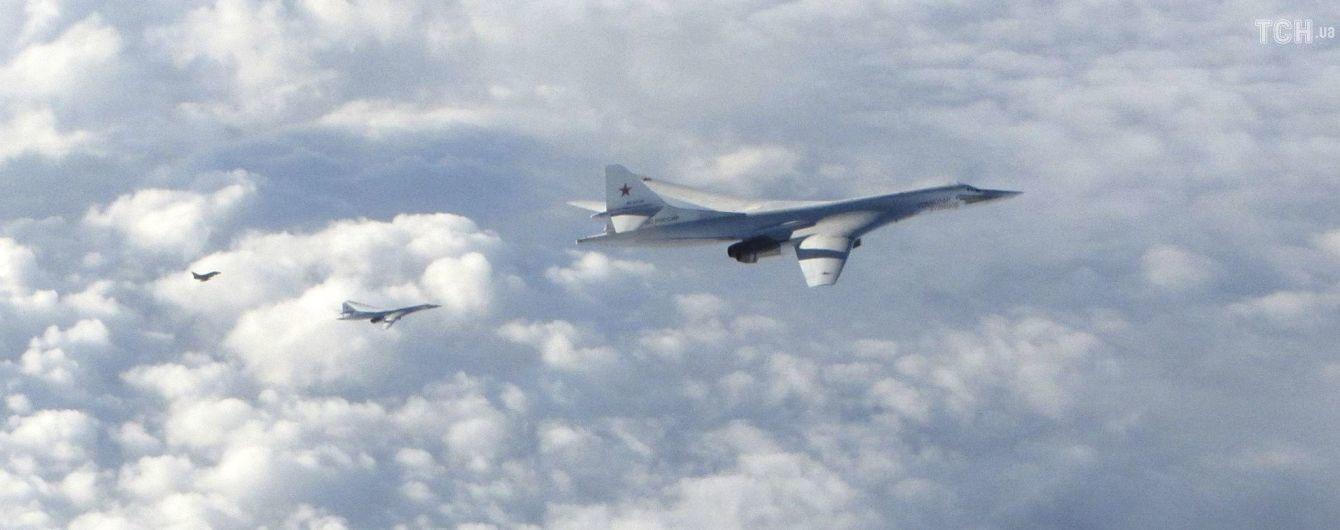 США помітили російські ракетоносці біля узбережжя Північної Америки. Вони літали поруч з Канадою