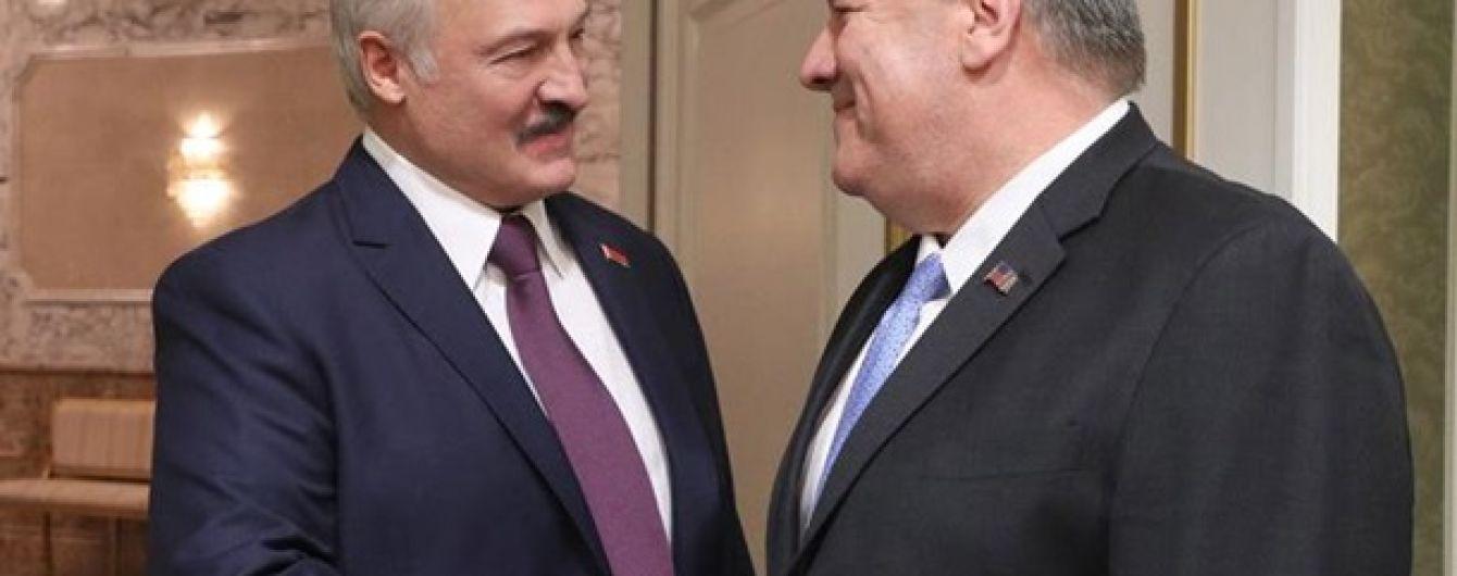 США не просять Білорусь обирати між ними і Росією - Помпео