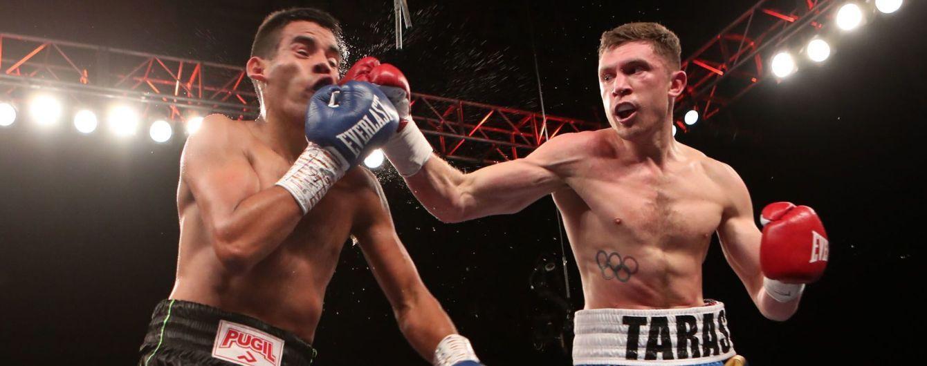 Непобедимый украинский боксер продолжил фантастическую серию в бою с аргентинцем