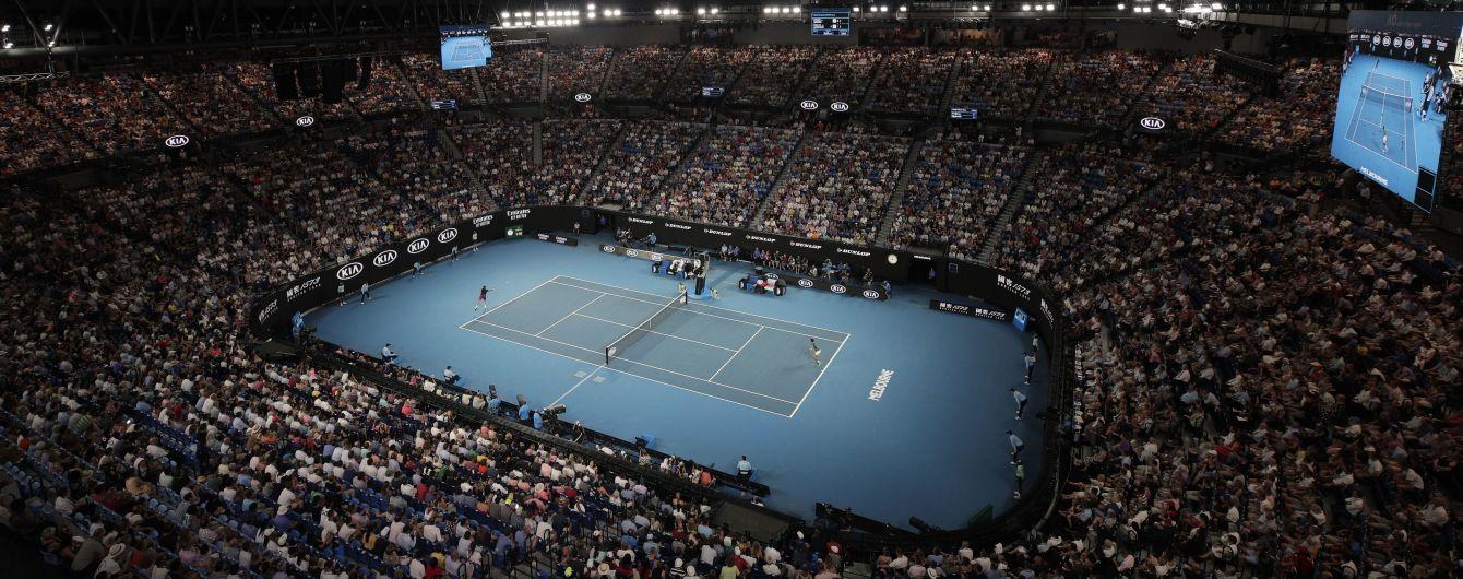 15-річний австралійський тенісист помер після падіння на тренуванні
