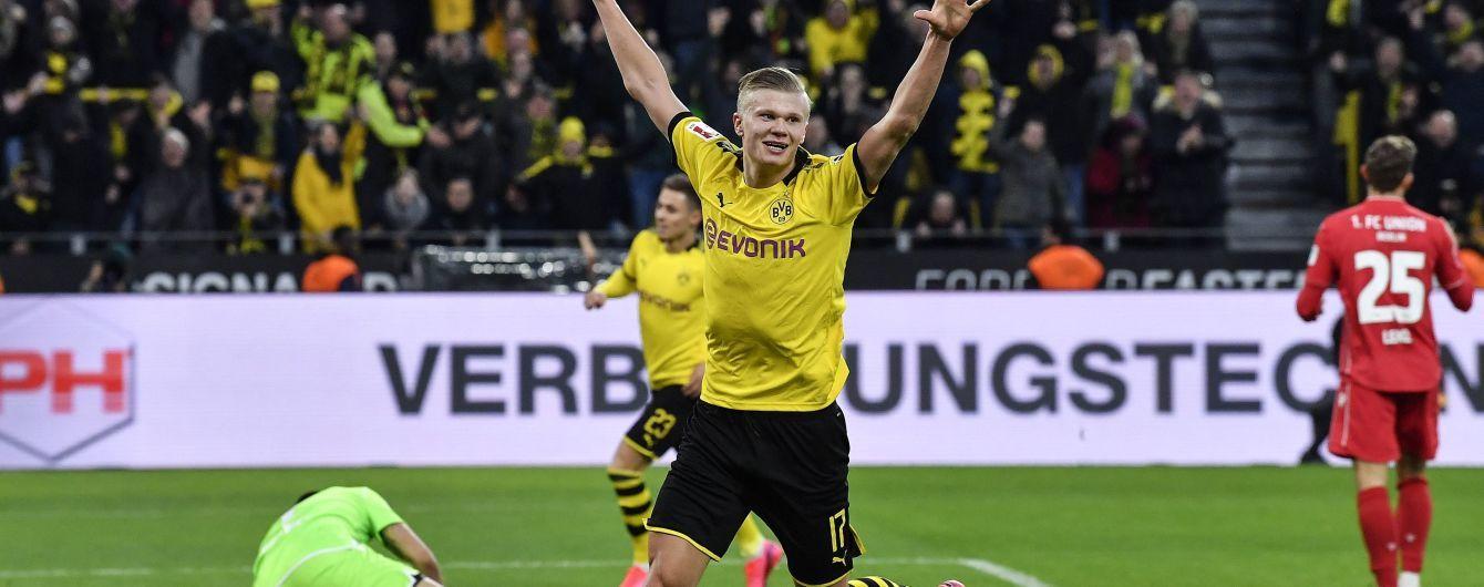 """""""Бавария"""" и """"Боруссия"""" добыли уверенные победы в Бундеслиге, Холанд продолжил голевую феерию"""