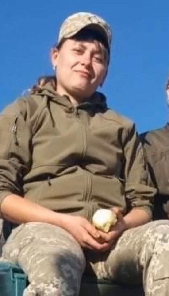 На Донбассе террористы убили военного врача Клавдию Сытник